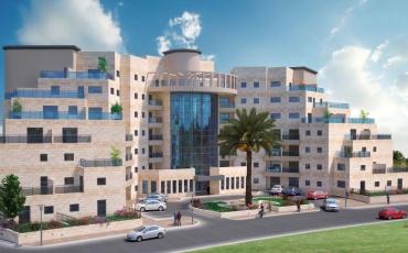 Harmony Retirement Apartments – Ramat Beit Shemesh
