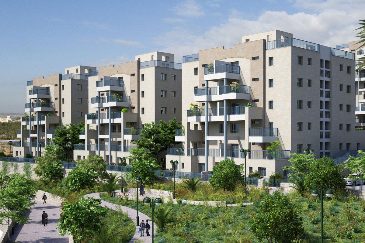 יסודות צור - נוף צורים דירות חפציבה