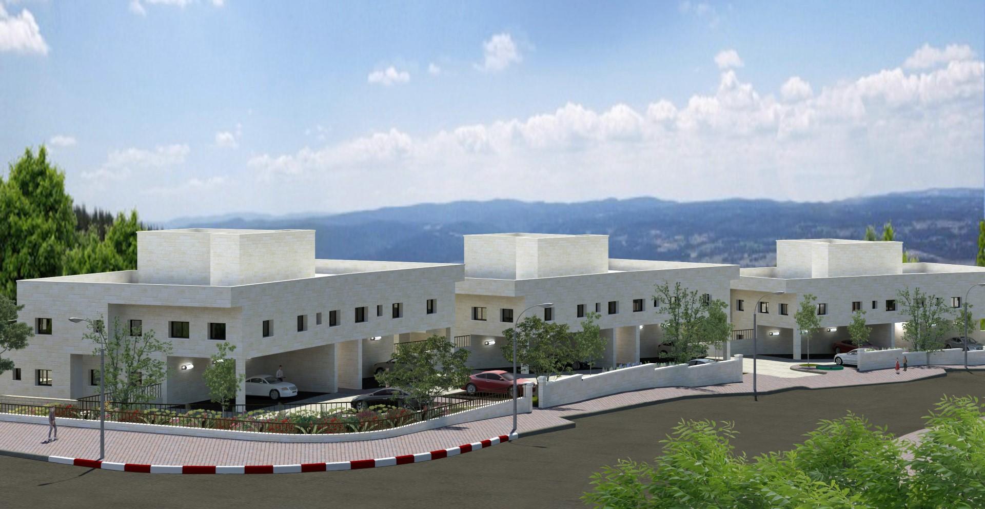 Sunrise Mishkafayim RBS Alef free-standing appartmet, ~200 sqm on one floor!!!