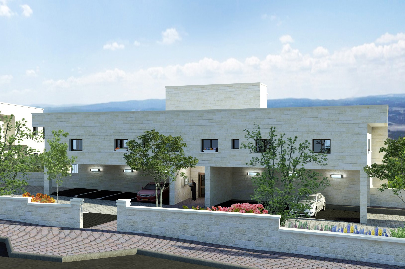 Sunrise Mishkafayim RBS Alef free-standing appartmet, ~200 sqm on one floor!!!
